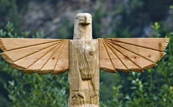Thunderbird native american symbol meaning