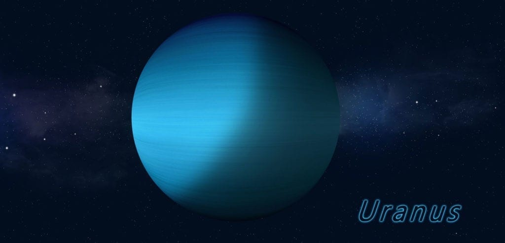 Uranus symbol meanings