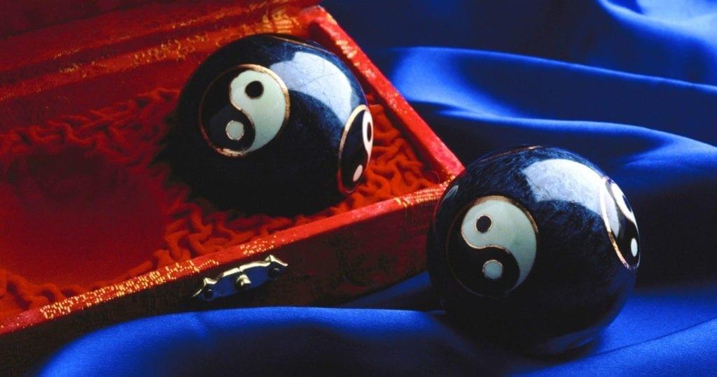 Yin yang symbol meaning