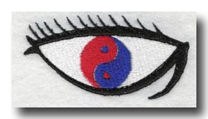 Yin Yange eye meaning
