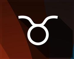 Zodiac Symbols Taurus
