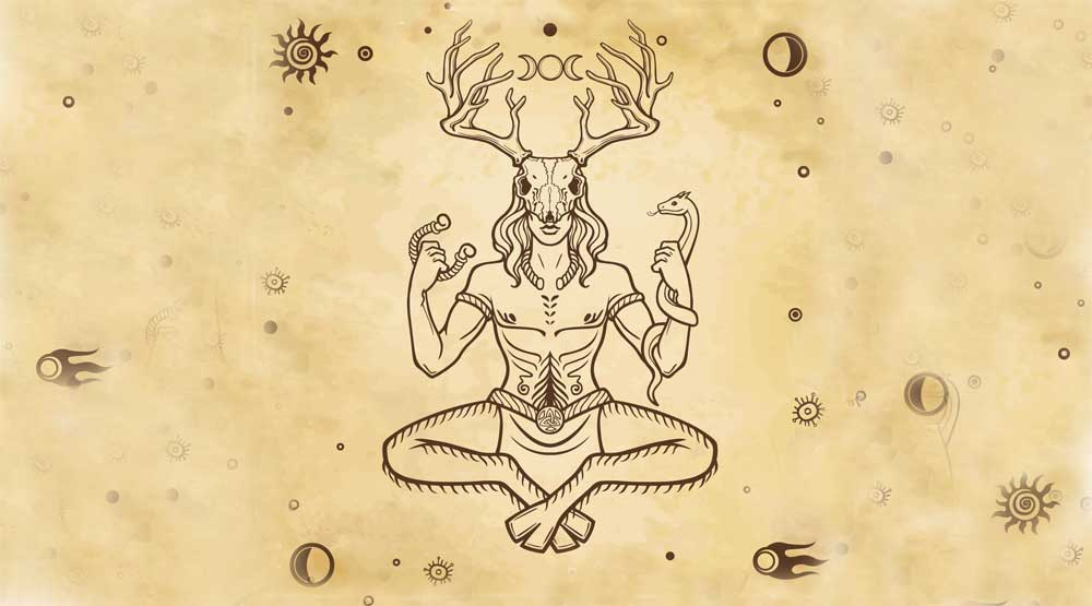 Cernunnos Celtic God meaning