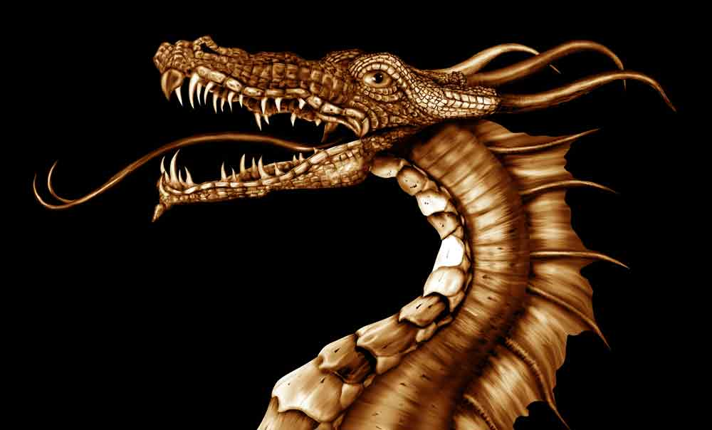 Dragon Tattoo Meanings And Dragon Tattoo Ideas On Whats Your Sign