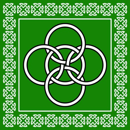 five fold celtic symbol meanings