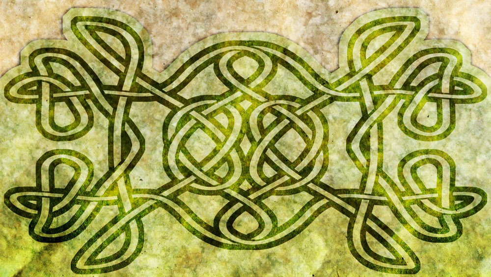 Celtic Knot Tattoo Idea