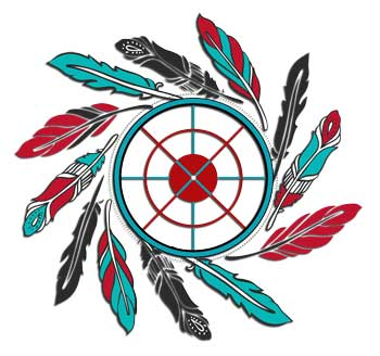 native american mandala and feather meaning in native wisdom