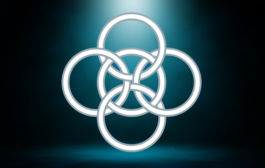 five fold symbol meaning