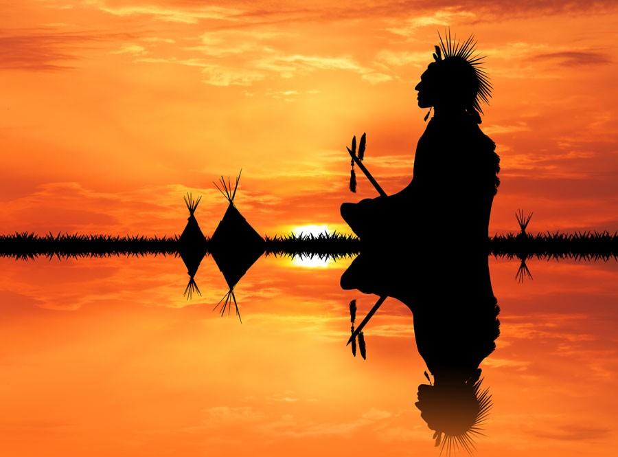 Native American Sun Dance Symbols