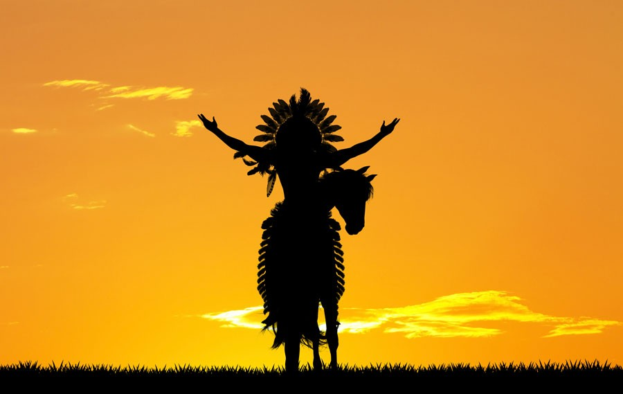 Native American Sun Dance Symbols
