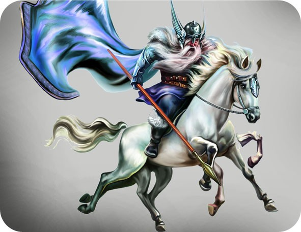 Norse God Odin Meanings