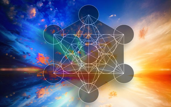 Meaning of Platonic Solids Sacred Geometry Metatron Cube