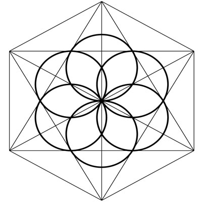 sacred geometry meaning seed of life