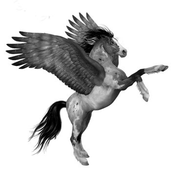 symbolism of winged horses and winged horse meaning