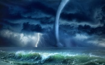 symbolic meaning of storms