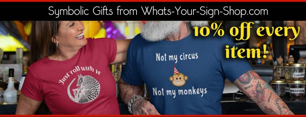 whats-your-sign-shop meaningful and symbolic totem t-shirts