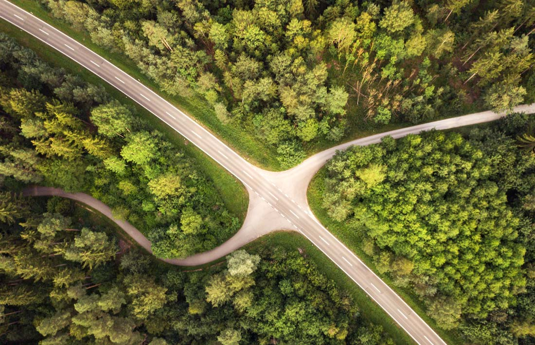 Symbolic Meaning of Crossroads