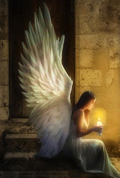 Symbolic Angel Meaning