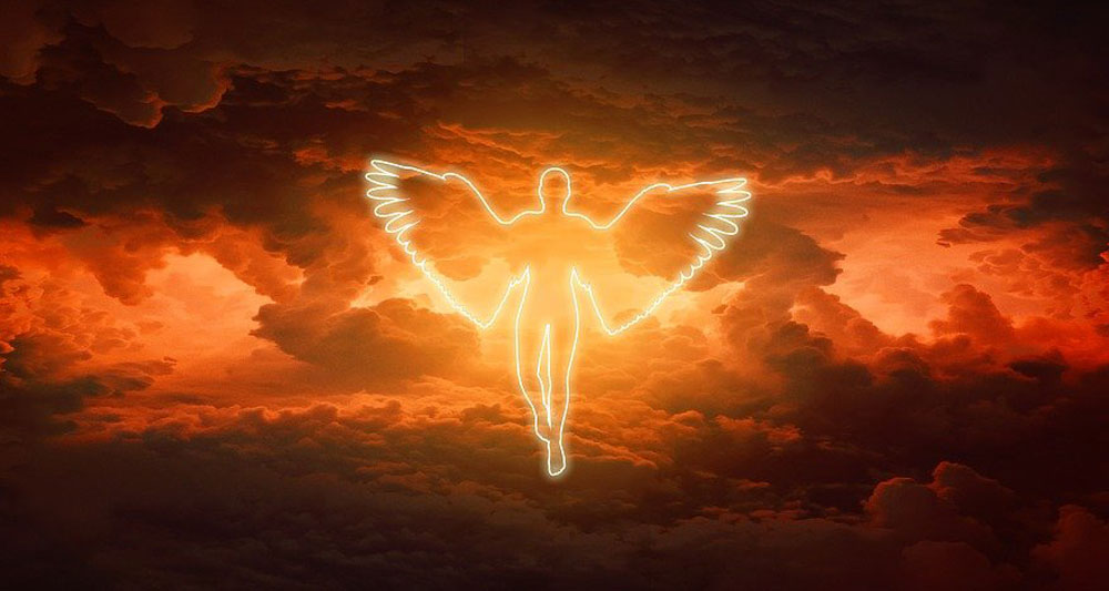 Symbolic Angel Meaning