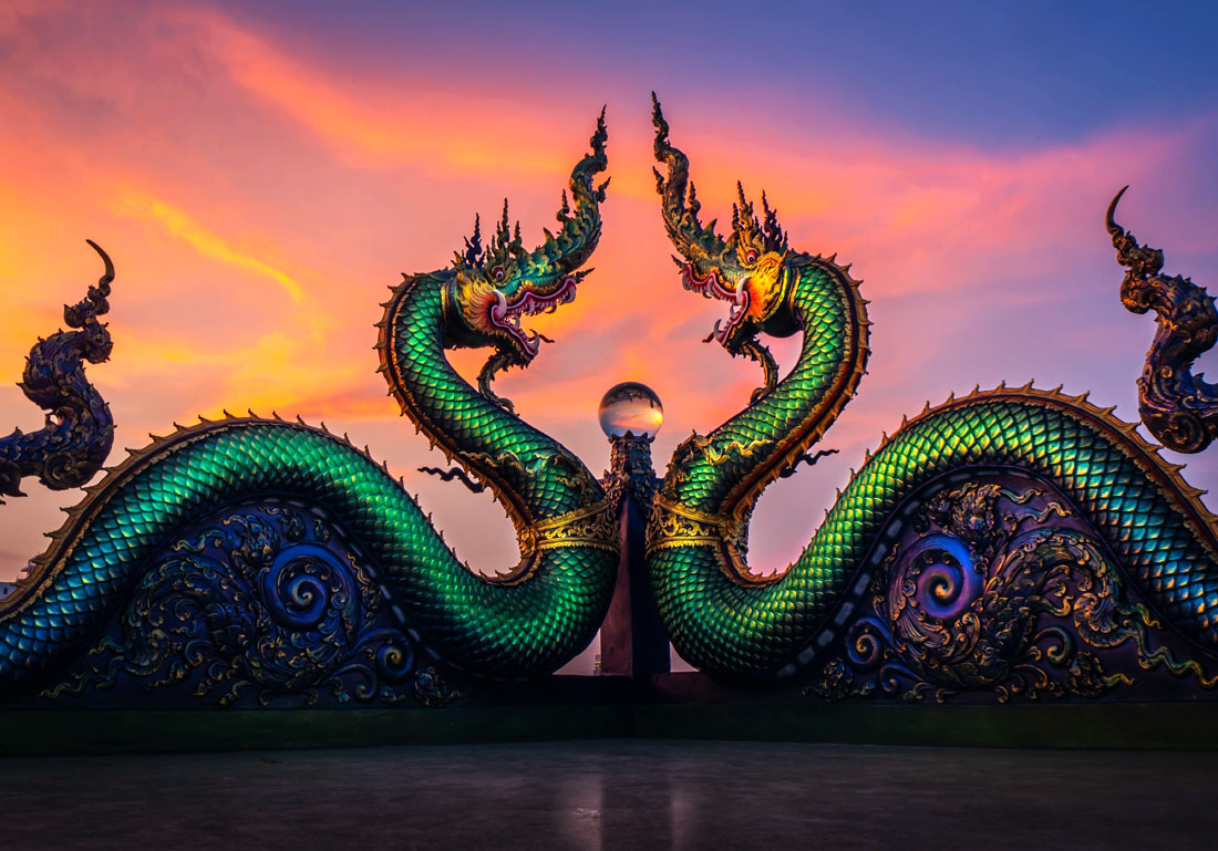 The Secret Life of Nagas and Naga Meaning