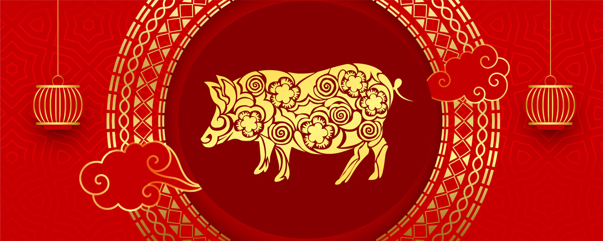 Boar / Pig Chinese Zodiac Sign Meaning and Chinese New Year
