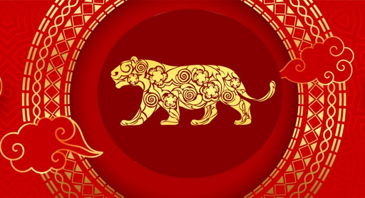 Tiger Chinese zodiac sign meaning and the Chinese New Year
