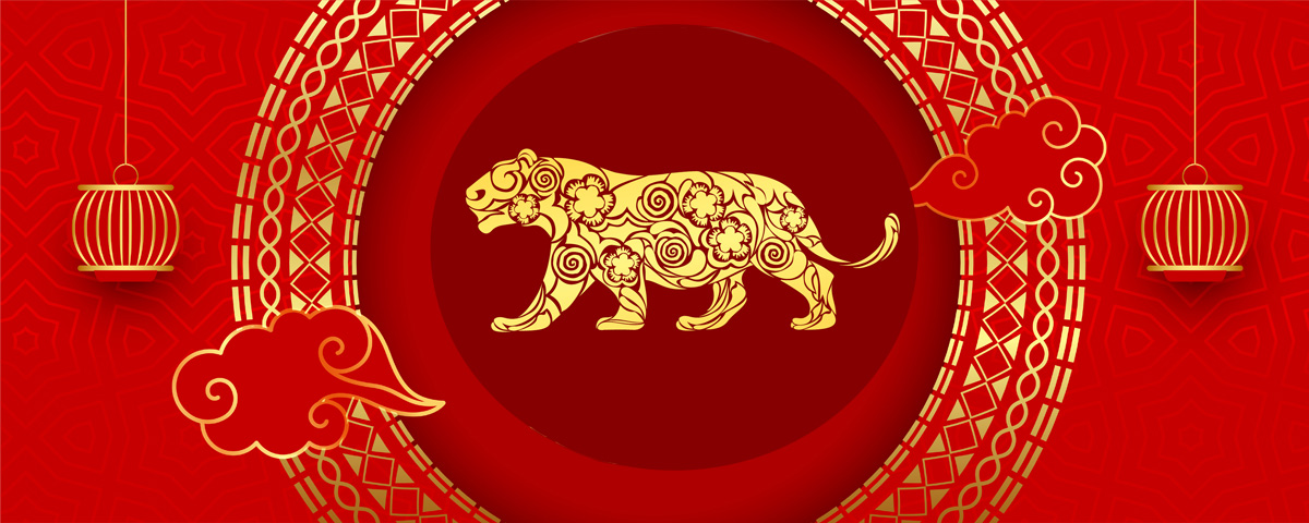 Tiger Chinese Zodiac Sign Meanings and the Chinese New Year