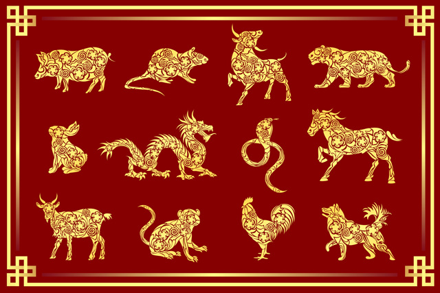 Chinese Zodiac Sign Meanings