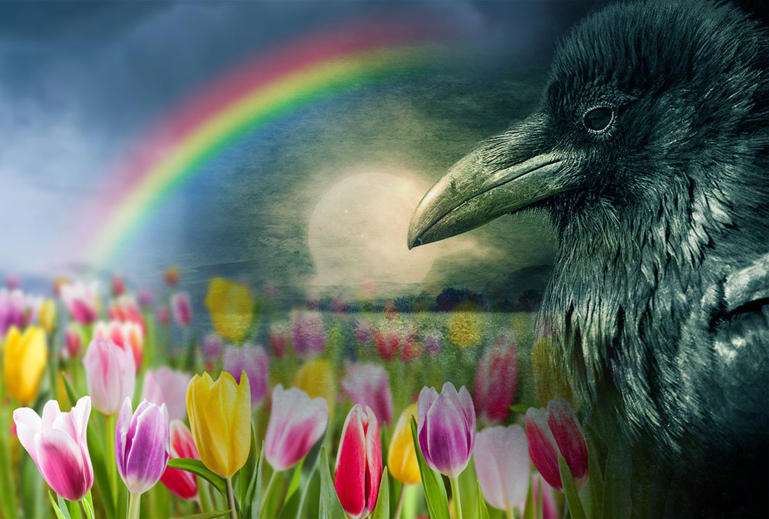 Crow Moon Meaning: Full Moon of March Meaning