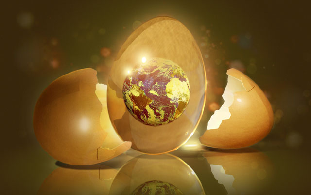 Cosmic Egg Meaning and the Meaning of the Egg