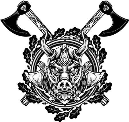 Norse Symbols and the Seven Treasures of the Norse Gods
