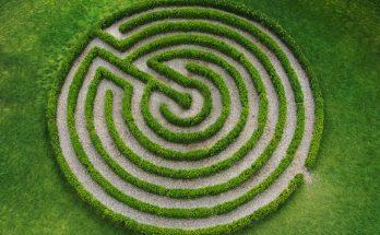 Walking a Labyrinth