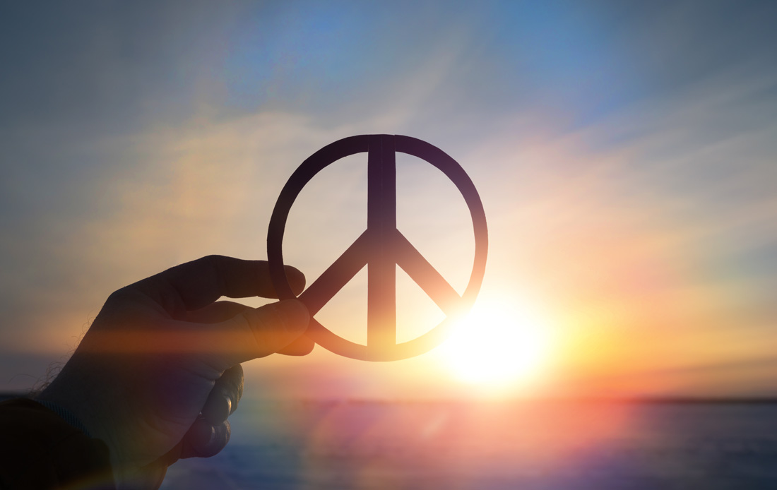 Peace Symbol and Sign Meaning