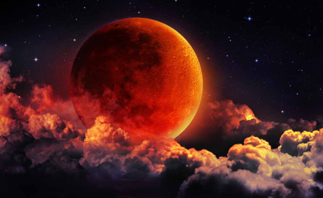 Blood Moon Meaning: Signs, Myths and Things to Do During the Lunar Eclipse
