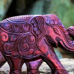 Elephant Trunk Up and Elephant Statue Placement