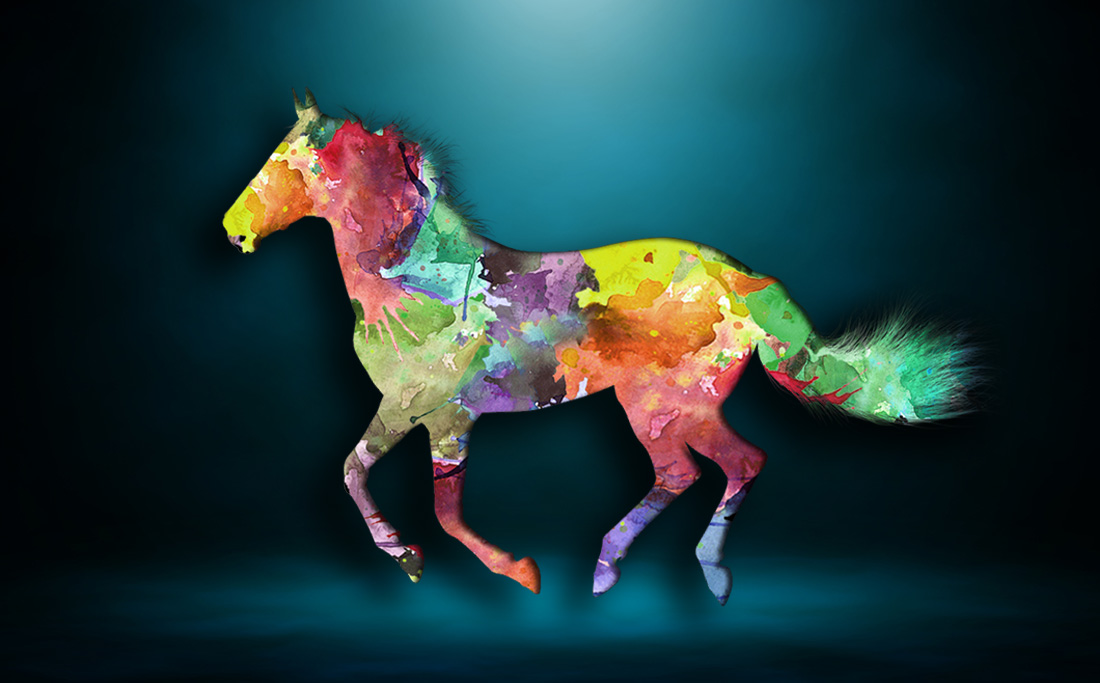 Horse Color Meanings