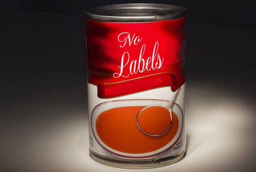 Peeling off Labels