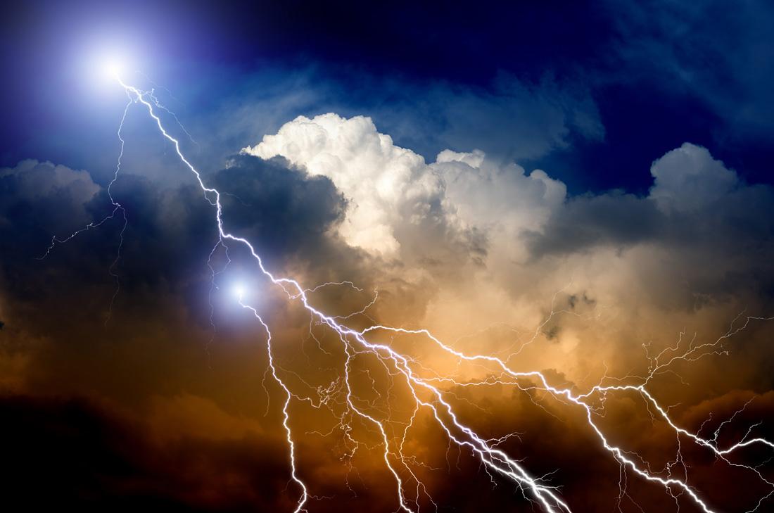 Symbolic Thunderbolt Meaning
