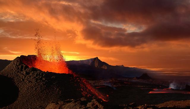 Symbolic Volcano Meaning