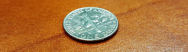 Symbolism of Dimes and Meaning of Number Ten