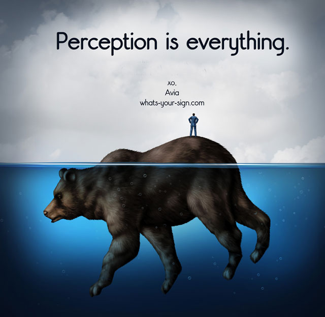 About Symbolic Perception
