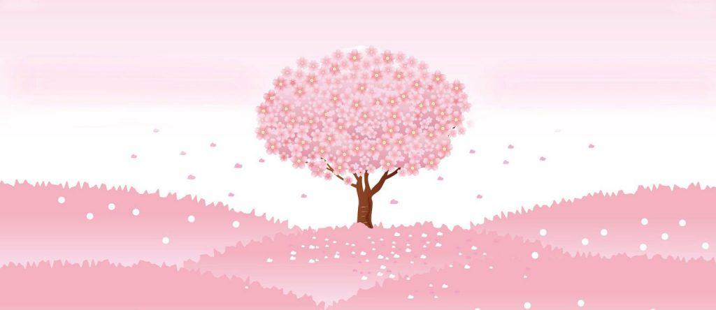 Samurai Symbol for Strength and Cherry Blossom Meaning
