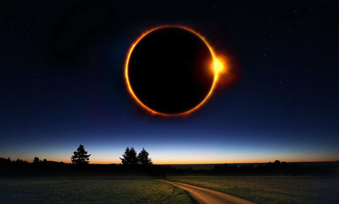 Symbolic Solar Eclipse Meaning