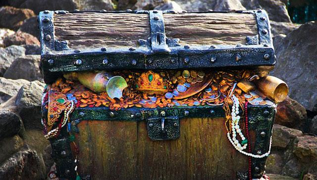 Symbolism of Treasure Hunting