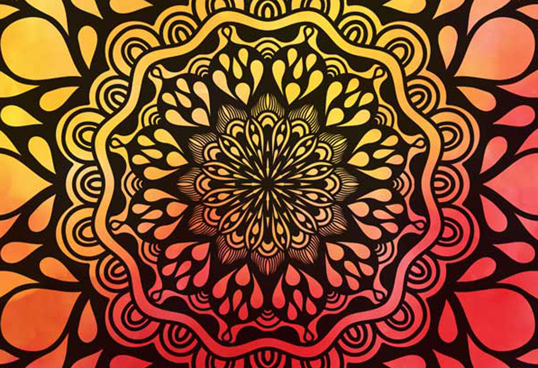 Creating and Using Mandalas for Focus