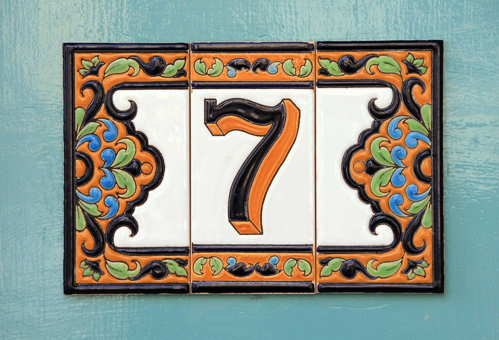 Seeing Number Seven and Number Seven Meaning