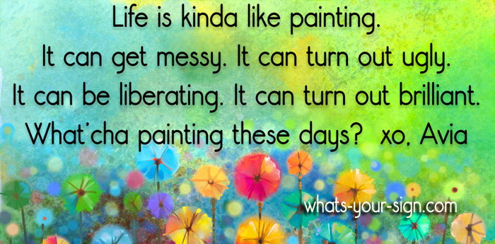When Life is Messy