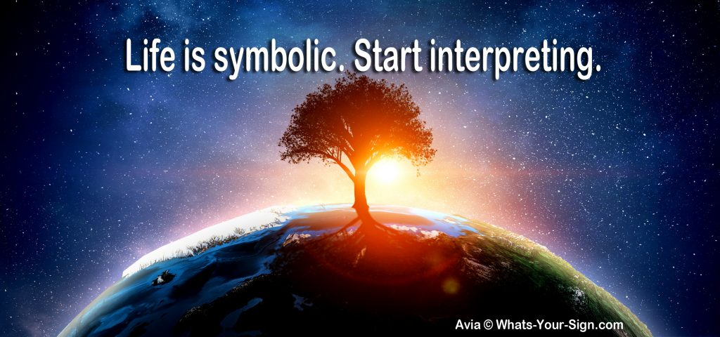 Your guide to interpreting signs and symbolic meanings