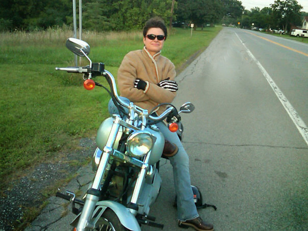 Symbolic Lessons From Motorcycling
